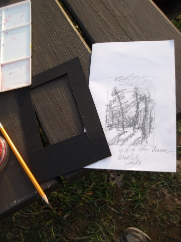 A Method to sketch.