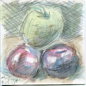 Cross-Hatch Apples