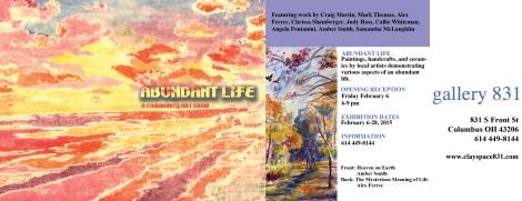 Abundant Life Flyer February 2015